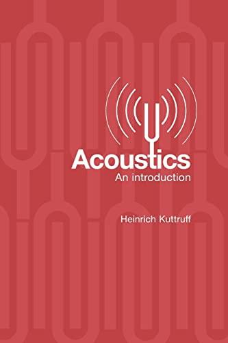 9780415386807: Acoustics: An Introduction