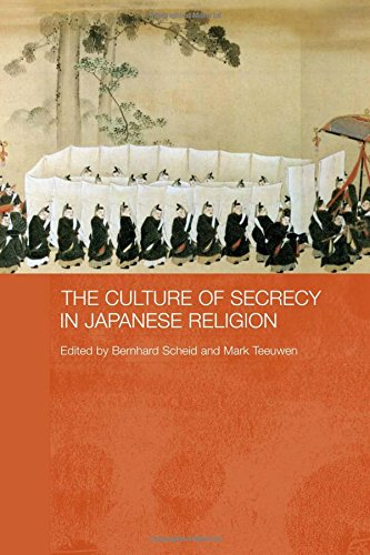 9780415387132: The Culture of Secrecy in Japanese Religion