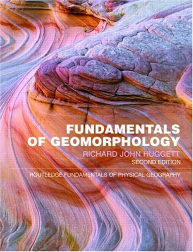 9780415390842: Fundamentals of Geomorphology (Routledge Fundamentals of Physical Geography)