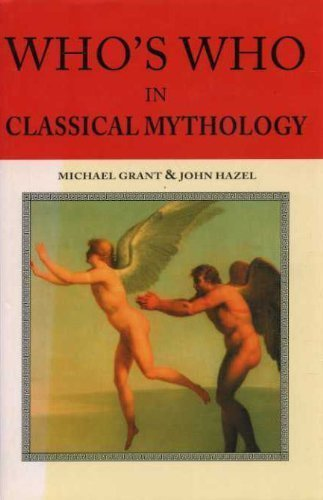 9780415391122: Who's Who In Classical Mythology