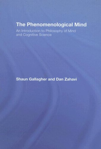 9780415391214: The Phenomenological Mind: An Introduction to Philosophy of Mind and Cognitive Science