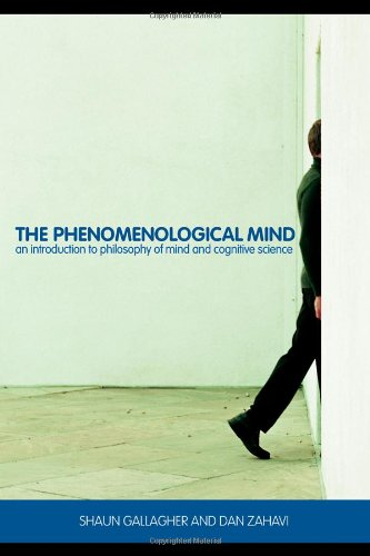 9780415391221: The Phenomenological Mind: An Introduction to Philosophy of Mind and Cognitive Science