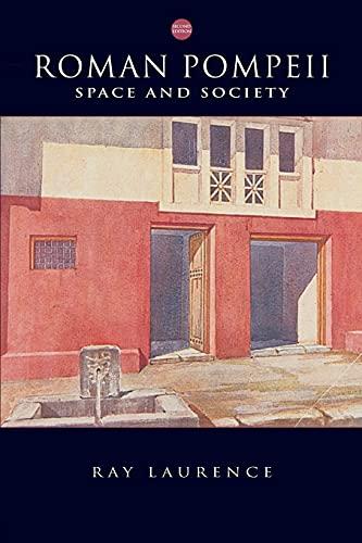 9780415391252: Roman Pompeii: Space and Society