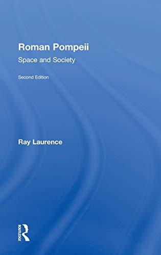 9780415391269: Roman Pompeii: Space and Society