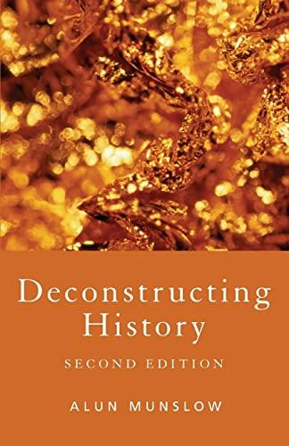 9780415391443: Deconstructing History
