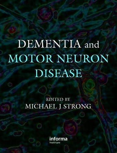 9780415391665: Dementia and Motor Neuron Disease