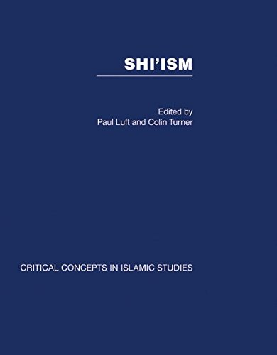 9780415391863: Shi'ism: Critical Concepts in Islamic Studies