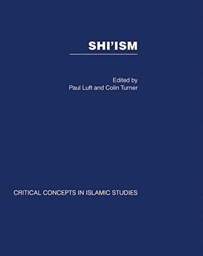 9780415391887: Shi'ism: Critical Concepts in Islamic Studies