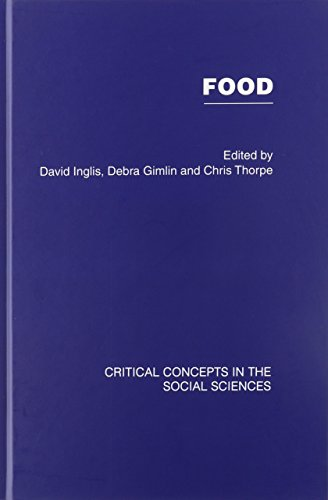 9780415392037: Food (Critical Concepts in the Social Sciences)