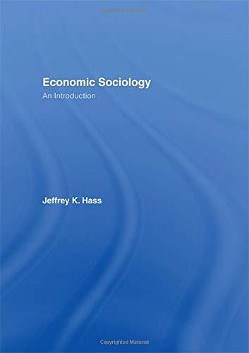 9780415392211: Economic Sociology: An Introduction
