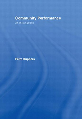 9780415392280: Community Performance: An Introduction
