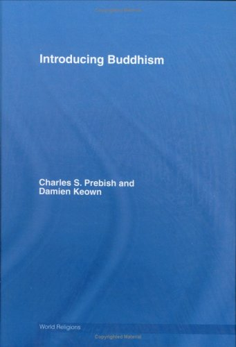 9780415392341: Introducing Buddhism (World Religions)