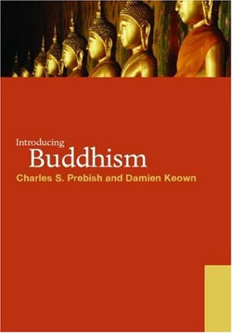 9780415392358: Introducing Buddhism (World Religions)