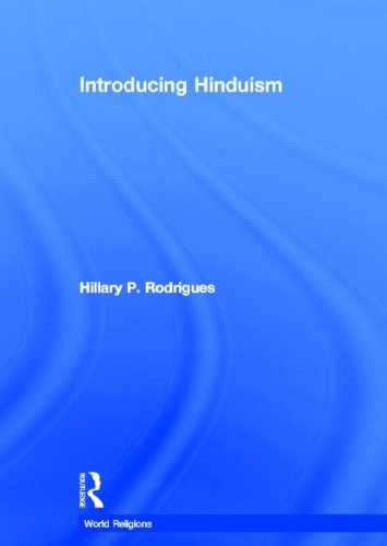 9780415392686: Introducing Hinduism (World Religions)