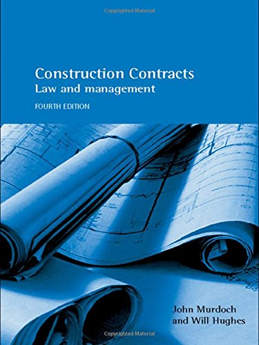 9780415393690: Construction Contracts: Law and Management