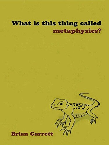 9780415393928: What is this thing called Metaphysics?