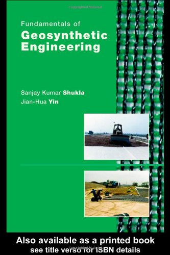 9780415394444: Fundamentals of Geosynthetic Engineering