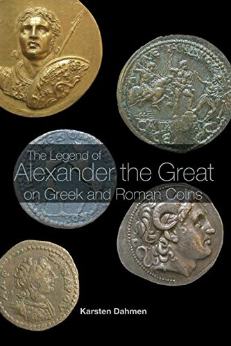 9780415394512: The Legend of Alexander the Great on Greek and Roman Coins