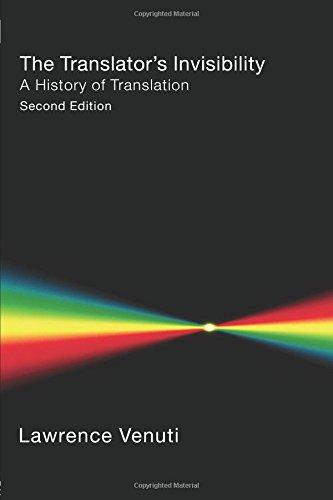 9780415394550: The Translator's Invisibility: A History of Translation