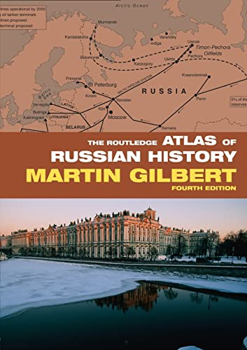 9780415394840: The Routledge Atlas of Russian History (Routledge Historical Atlases)