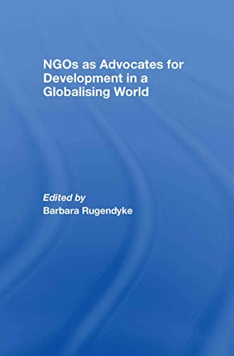 9780415395304: NGOs as Advocates for Development in a Globalising World