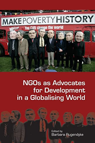 9780415395311: NGOs as Advocates for Development in a Globalising World