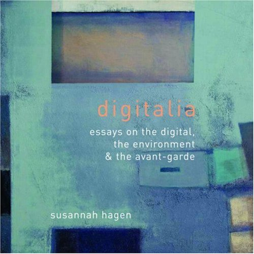 9780415395458: Digitalia: Architecture and the Digital, the Environmental and the Avant-Garde