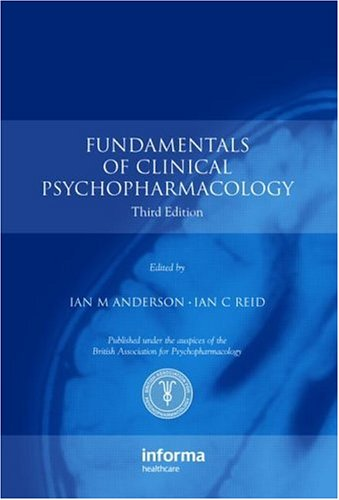 9780415395656: Fundamentals of Clinical Psychopharmacology, Third Edition