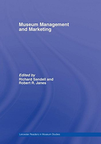 9780415396288: Museum Management and Marketing (Leicester Readers in Museum Studies)