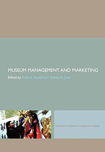 9780415396295: 1: Museum Management and Marketing (Leicester Readers in Museum Studies)