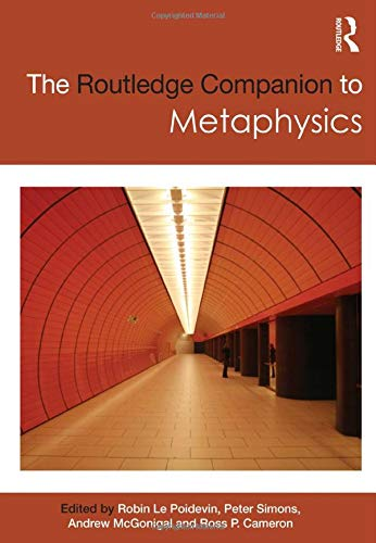 9780415396318: The Routledge Companion to Metaphysics