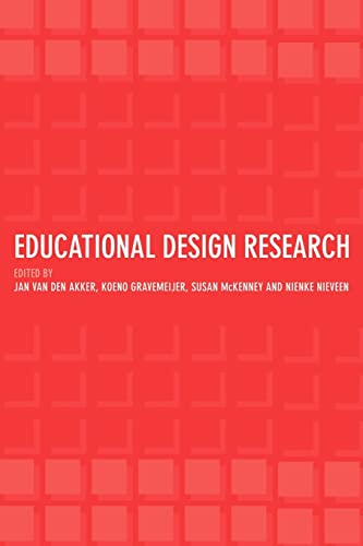 9780415396356: Educational Design Research