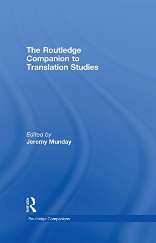 9780415396400: The Routledge Companion to Translation Studies