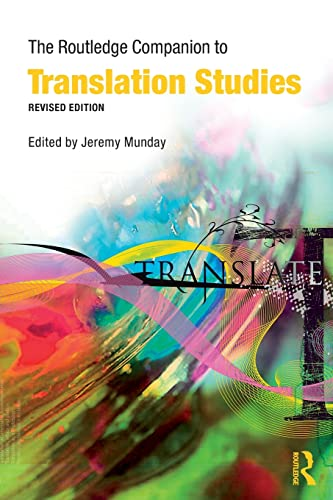 9780415396417: The Routledge Companion to Translation Studies