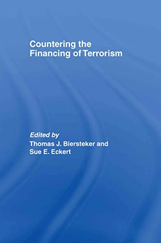 9780415396424: Countering the Financing of Terrorism