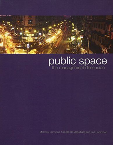 9780415396493: Public Space: The Management Dimension