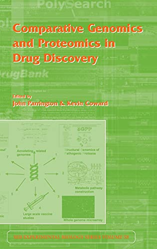9780415396530: Comparative Genomics and Proteomics in Drug Discovery (Society for Experimental Biology)