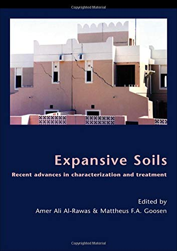 9780415396813: Expansive Soils: Recent Advances in Characterization and Treatment