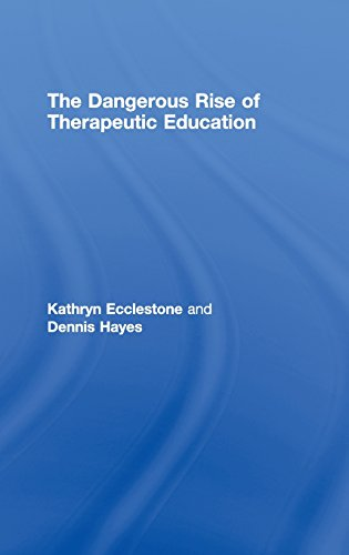 9780415397001: The Dangerous Rise of Therapeutic Education