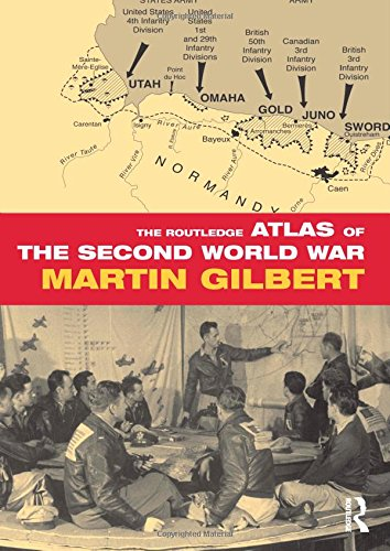 9780415397094: The Routledge Atlas of the Second World War (Routledge Historical Atlases)