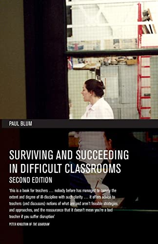 9780415397209: Surviving and Succeeding in Difficult Classrooms