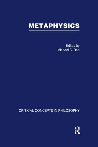 9780415397520: Metaphysics: Critical Concepts in Philosophy