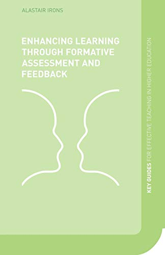 9780415397810: Enhancing Learning through Formative Assessment and Feedback (Key Guides for Effective Teaching in Higher Education)