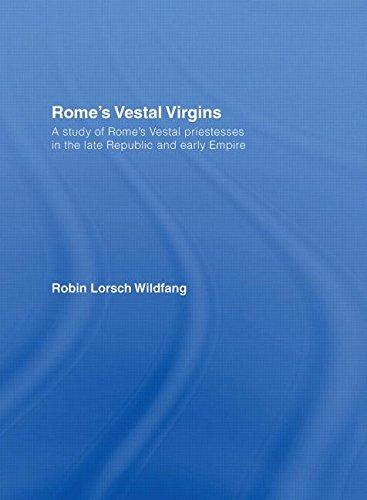 9780415397957: Rome's Vestal Virgins