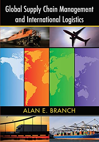 9780415398459: Global Supply Chain Management and International Logistics
