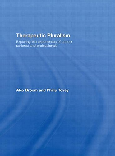 9780415398527: Therapeutic Pluralism: Exploring the Experiences of Cancer Patients and Professionals