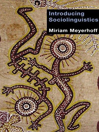 9780415399487: Introducing Sociolinguistics