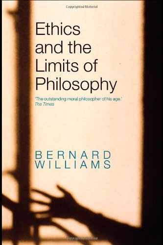 9780415399852: Ethics and the Limits of Philosophy