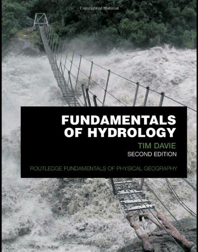 9780415399876: Fundamentals of Hydrology (Routledge Fundamentals of Physical Geography)