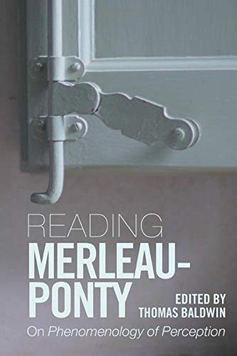 9780415399944: Reading Merleau-Ponty: On Phenomenology of Perception